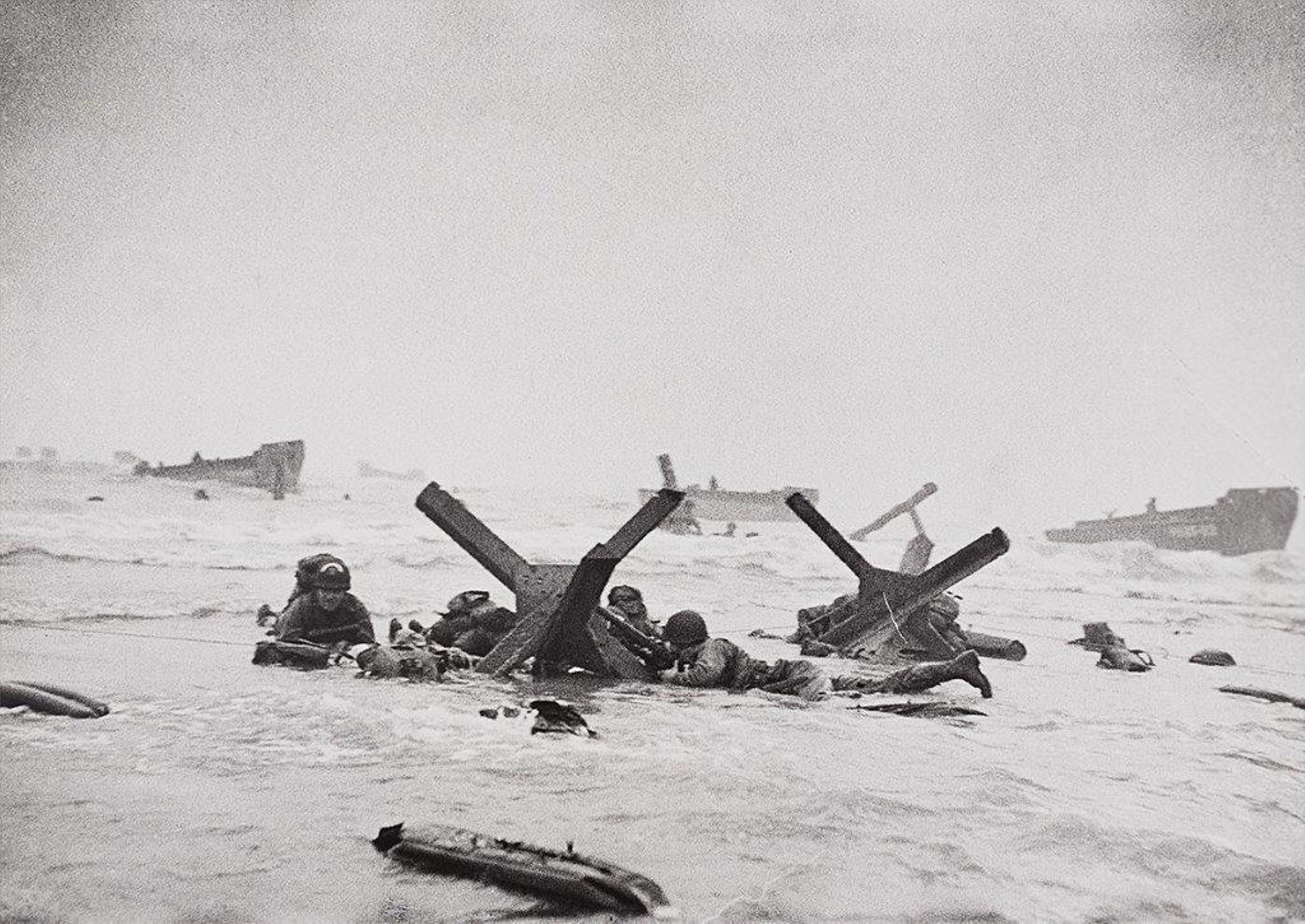 Capa ''Omaha Beach'' Normandy 1944